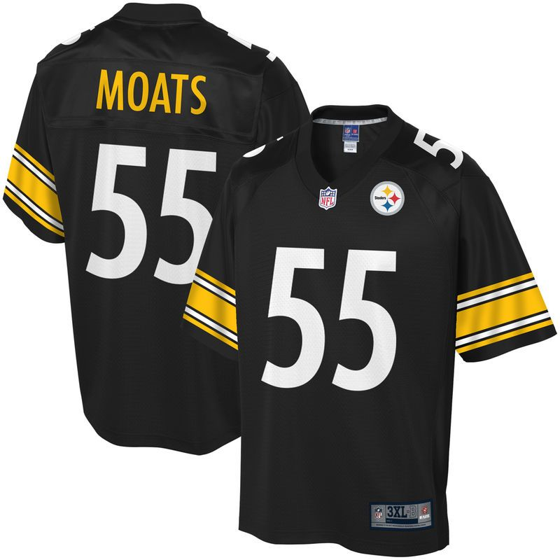 Arthur Moats Pittsburgh Steelers NFL Pro Line Big & Tall Player ...