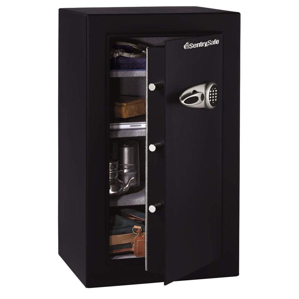 SentrySafe 6.1 cu. ft. Electronic Lock Non Fire Safe-T0-331 at The Home Depot