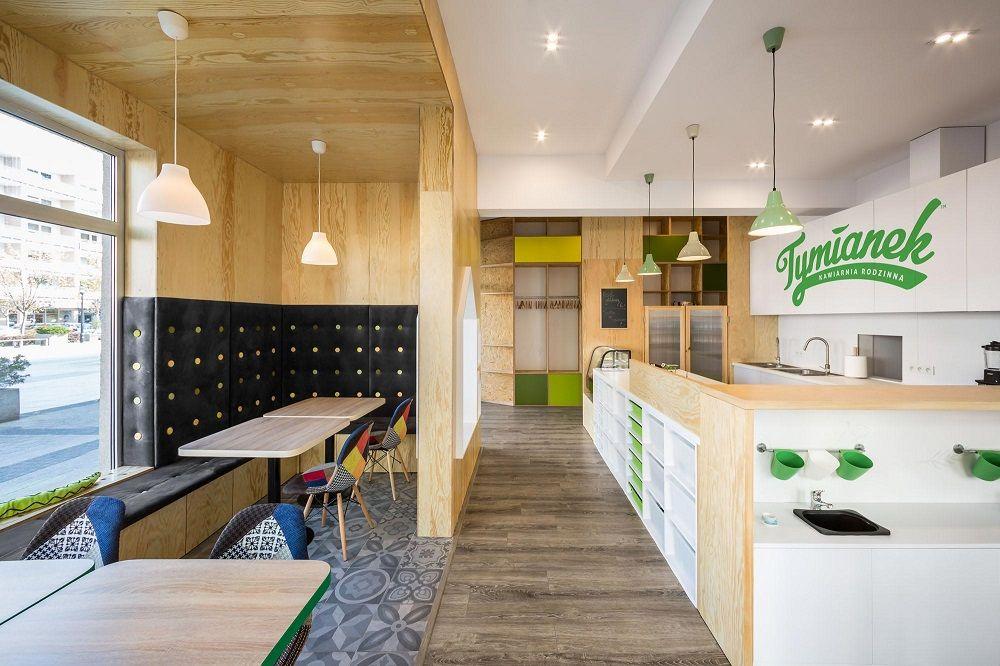 Kawiarnia Tymianek W Poznaniu Juz Otwarta Pierwsza Taka W Calym Miescie Loft Design Bedroom Loft Design Cafe Mode