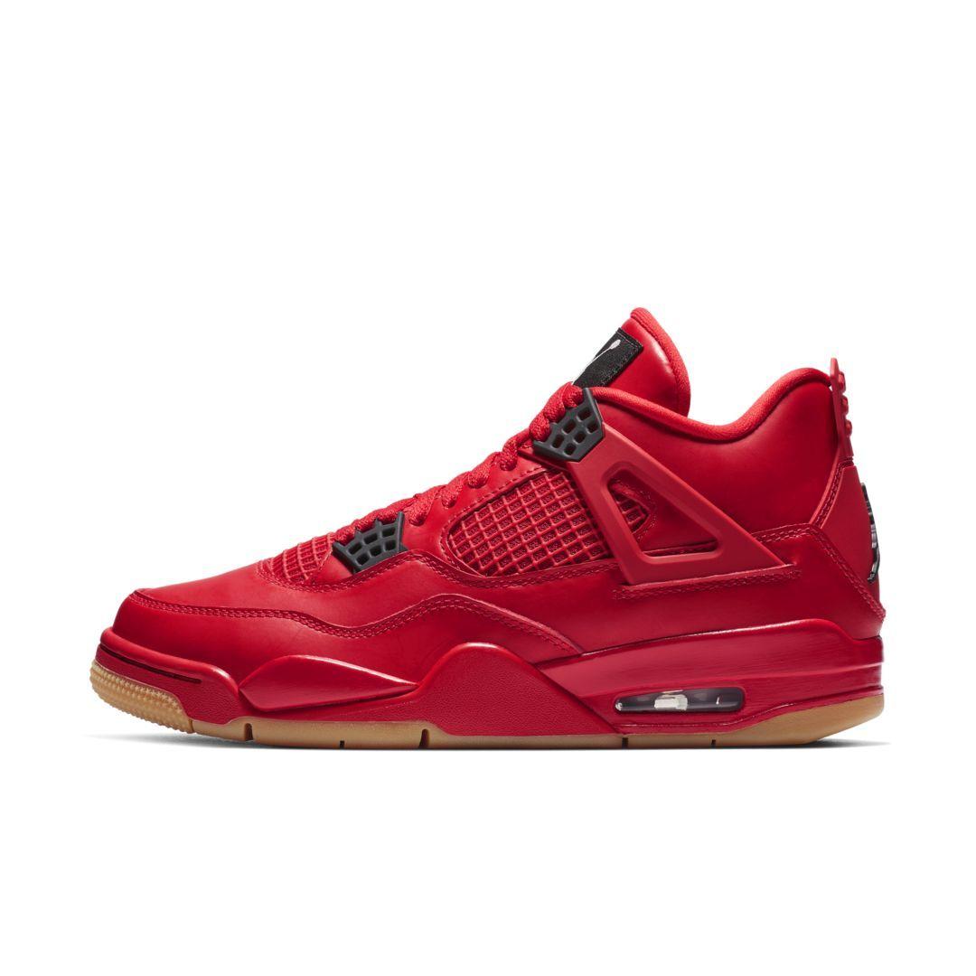 finest selection 0a7f6 5e5aa Air Jordan 4 Retro Women s Shoe Size 7 (Fire Red)