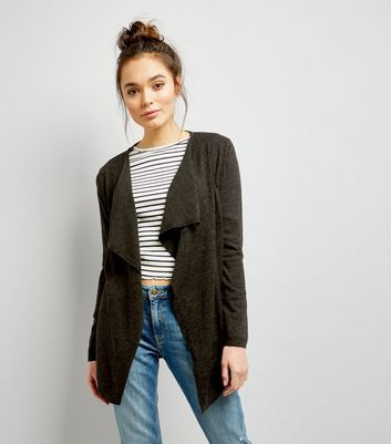 waterfall cardi - New Look | clothes to buy | Pinterest | Khakis ...