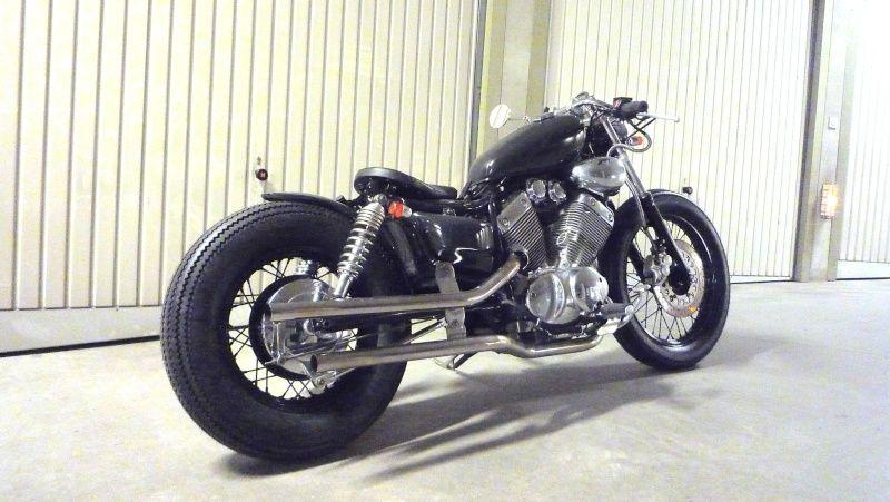 virago bobber bike ideas bobber virago bobber motorcycle. Black Bedroom Furniture Sets. Home Design Ideas