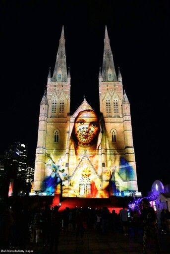Sydney Australia, St. Mary's Cathedral