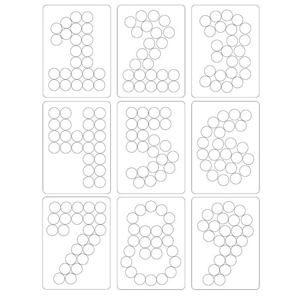 cakeTemplates - Bing Images Cakes Pinterest Shapes, Number - number template