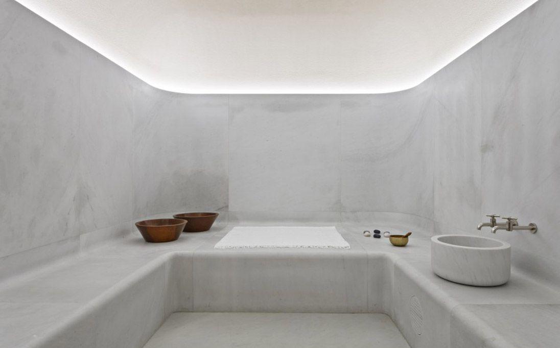 Akasha Holistic Centre London Design Spa Progettazione Hotel