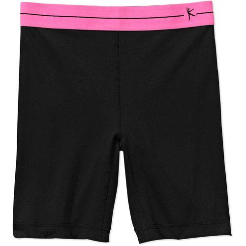 7f5543ff38066 Danskin Now Womens Elastic Compression Shorts  Women   Walmart.com  7.46