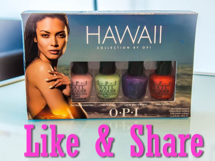 Hawai Like and Share