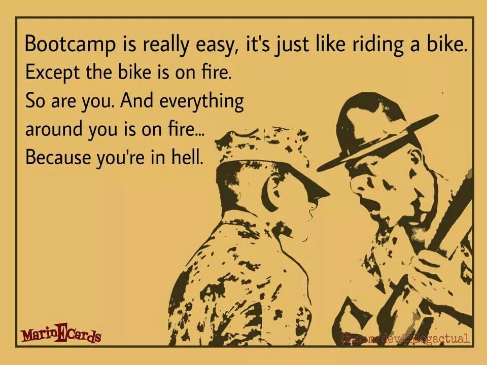 Marine Corps Boot Camp