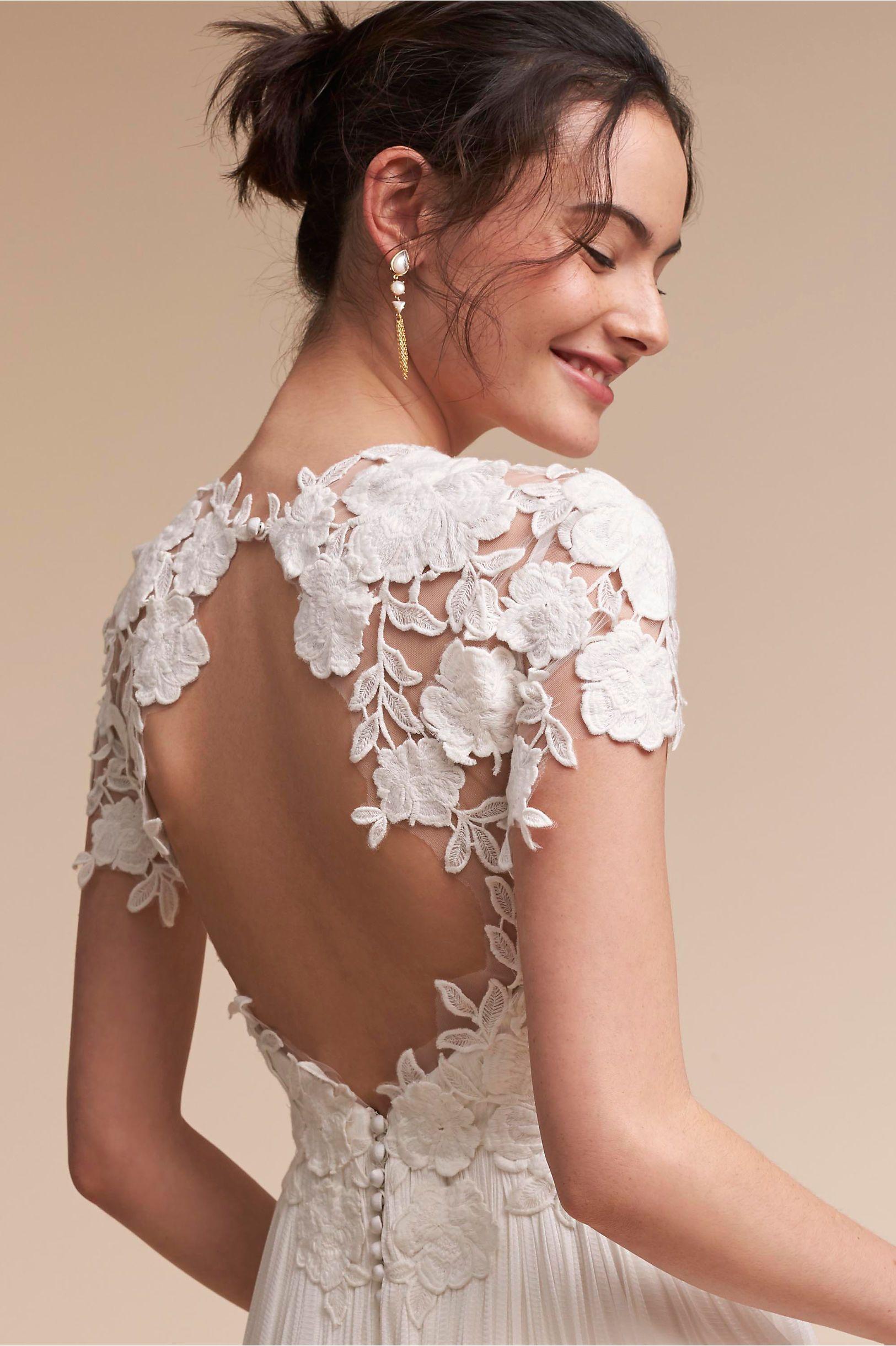 BHLDN Jazelle Gown in Bride Wedding Dresses BHLDN