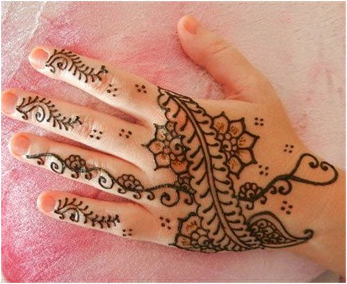 28 easy and simple mehndi designs that you can do by yourself 28 easy and simple mehndi designs that you can do by yourself solutioingenieria Gallery