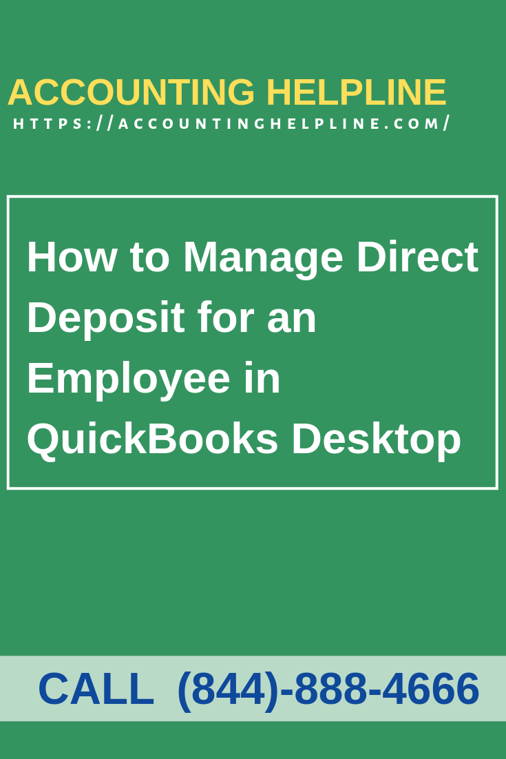 How Long Does It Take Quickbooks To Deposit Money