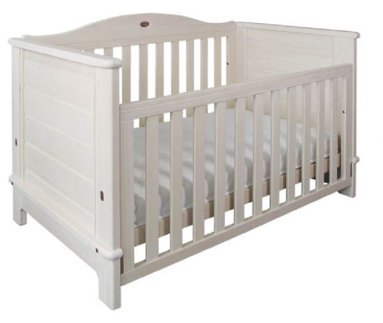 Boori Country Paddington 3 in 1 Cot in White | Baby Mode Cots ...