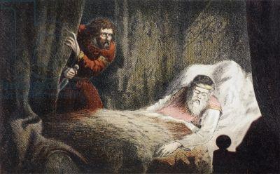 relationship between macbeth and duncan