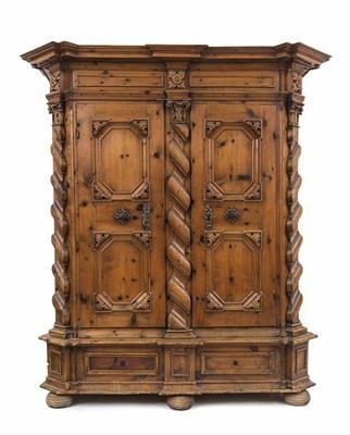 bauernschrank salzburg tirol 2 h lfte 18 jahrhundert deutsche m bel des 18 jahrhunderts. Black Bedroom Furniture Sets. Home Design Ideas