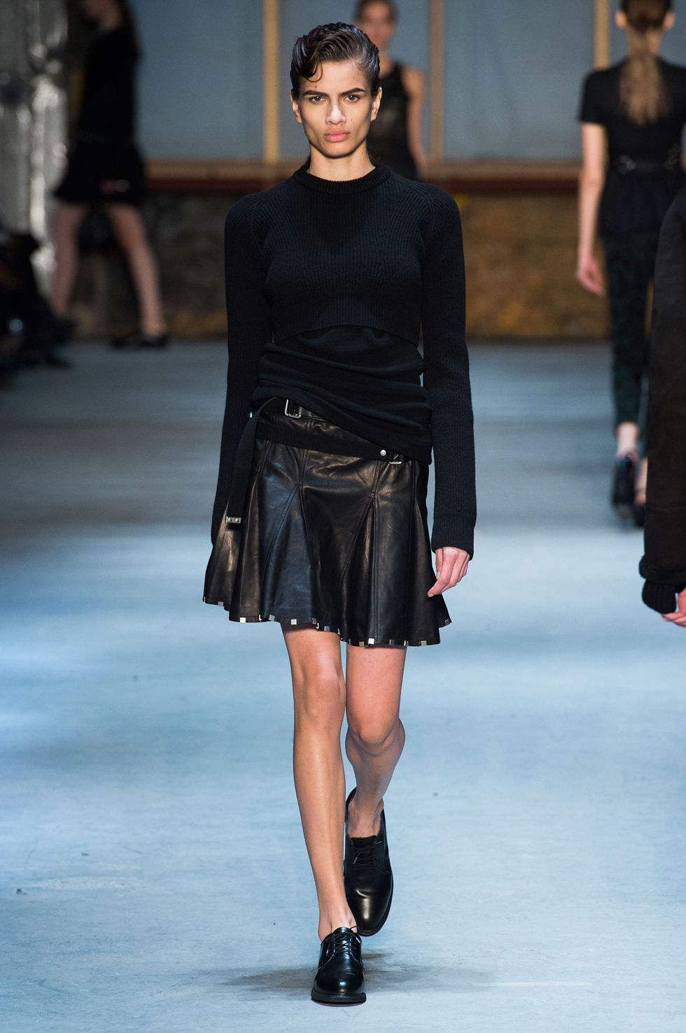 Diesel Black Gold Fall 2015 Ready-to-Wear Collection  - ELLE.com