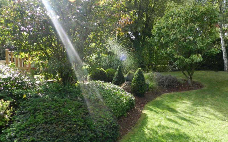 Jardin Prive Vereal Avec Images Jardin Prive Jardins Privee