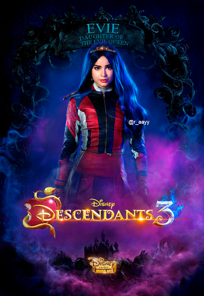 descendants 3 evie - Google Search #descendants3