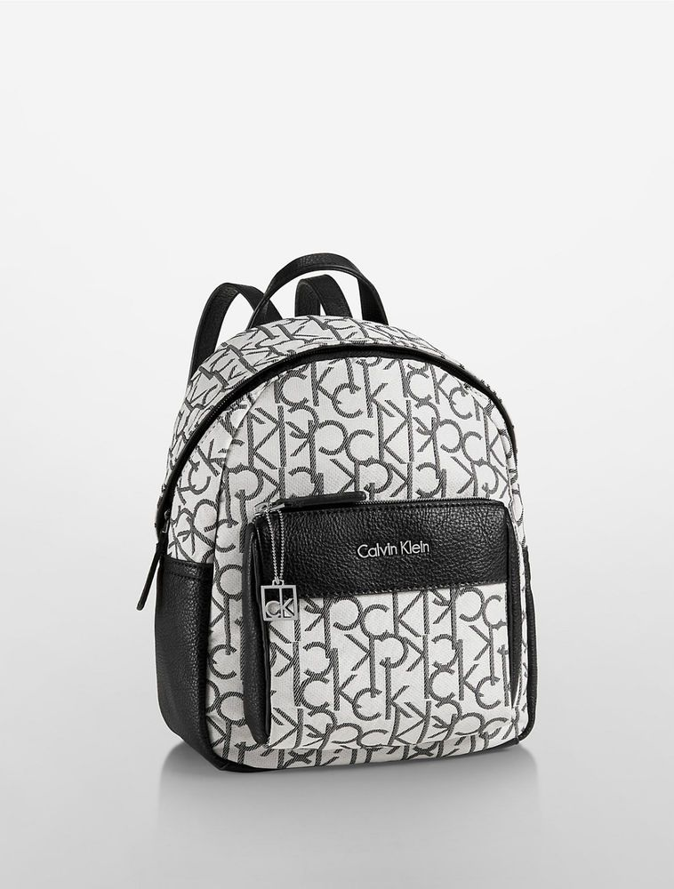 ad7538f255 Calvin Klein womens hailey city backpack black #CalvinKlein #BackpackStyle