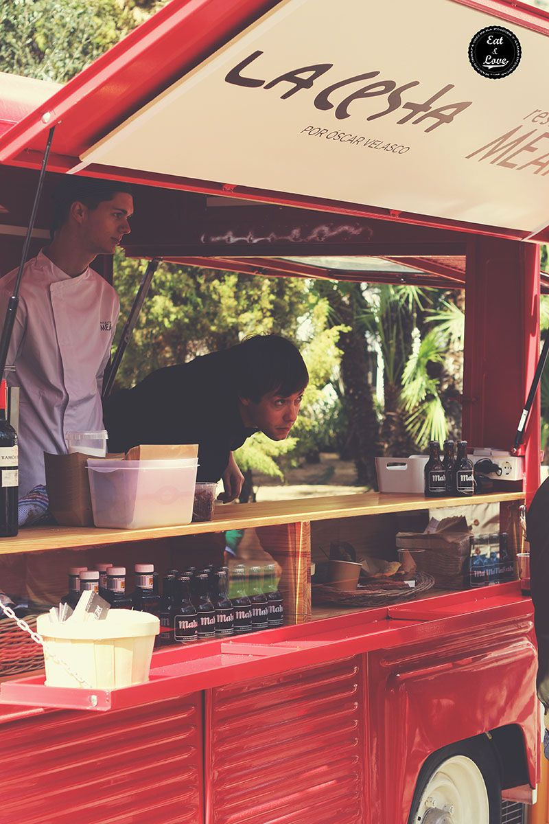 La Cesta Meating Food Truck - Street Food Madrid