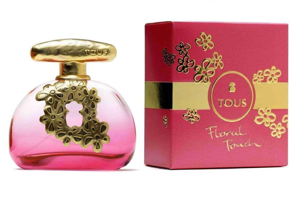 Tous Tous Floral Touch Eau De Toilette Spray
