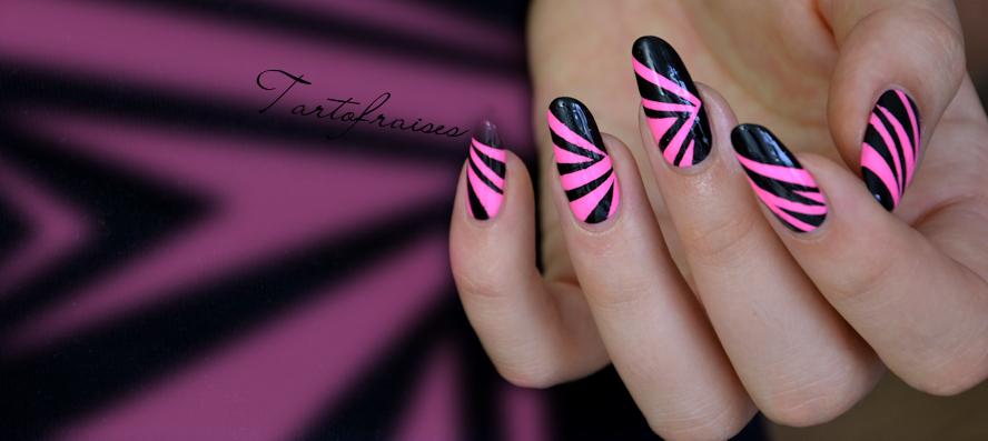 Tartofraises Nail Nails Nailart Fierce Fingers Feet Nails