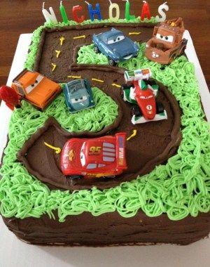 Birthday Cake Designs For 5 Year Old Boy Birthdaycakes Https Ift Tt 2lmpwli Cars Birthday Cake Birthday Cake Kids Boy Birthday Cake