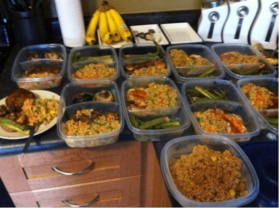 diet plan for hard gainers