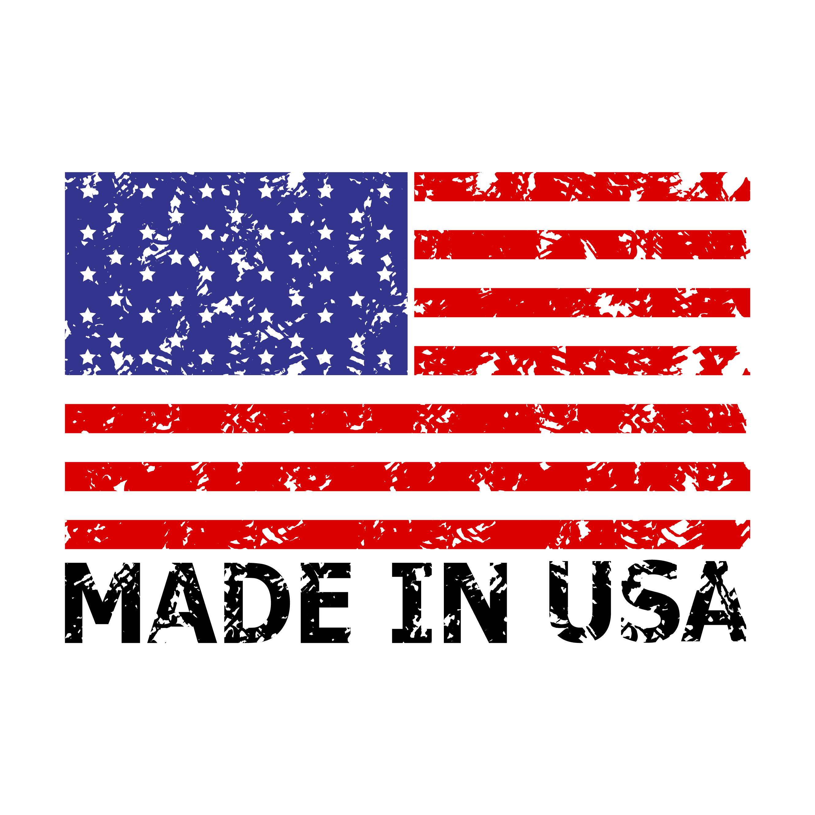 Made In Usa Stamp With Colorful Americans Flag By 09910190 Thehungryjpeg Com Colorful Sponsored Stamp Usa Americ How To Make Art Design American Flag