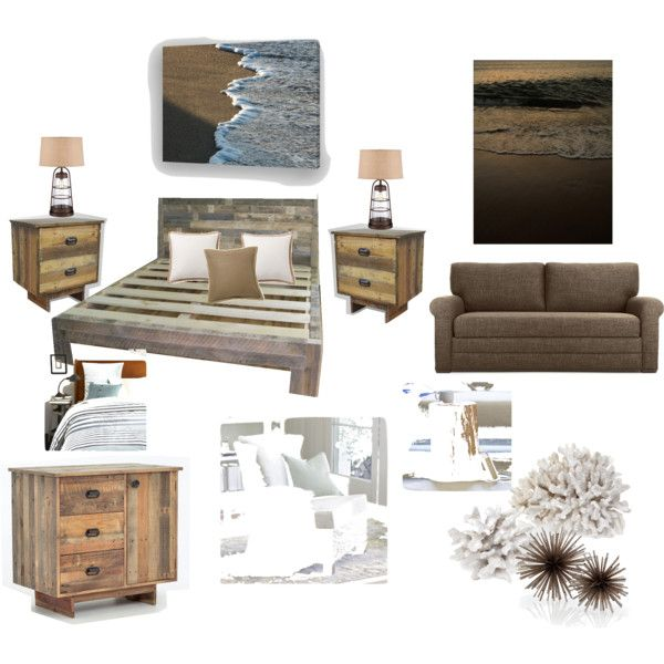 """Seaside Room"" by studio-zg on Polyvore"