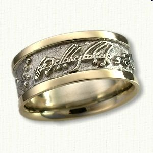 Personalized Wedding Rings Affordable Unique Bands Engagement Custom By Designet