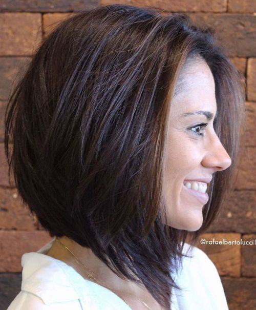 20 New Ideas Short Haircuts For Thick Hair In 2020 Thick Hair Styles Haircut For Thick Hair Choppy Bob For Thick Hair