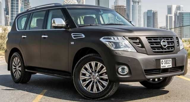 2016 Nissan Patrol Redesign Car Modern Steel Metalic Diffe From Every Angles Awesome Colours Best Choice For Canadian