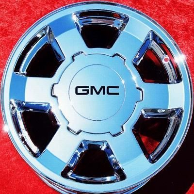 Stock Gmc Sierra Rims Gmc Rims Size Question Updated Product Questions And Reviews This Or That Questions Gmc Gmc Sierra