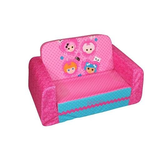 Lalaloopsy Flip Out Sofa Is Perfect For At Home Play And Relaxation Or Grandma S House A Comfy Ning Spot The Foam Slip Covered