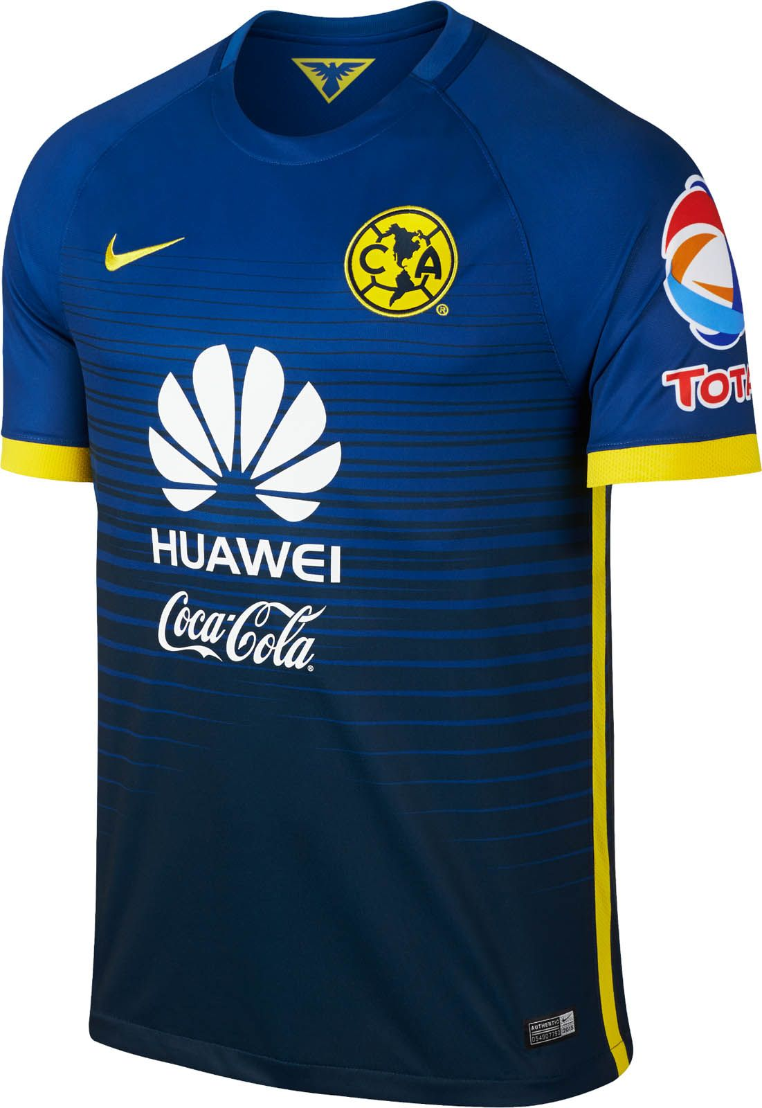 Club de Fútbol América (Mexico) - 2015 2016 Nike Away Shirt ... 0222e8c64d54c
