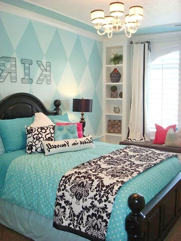 Bedroom Ideas For Teenage Girls Blue Tumblr | house ...