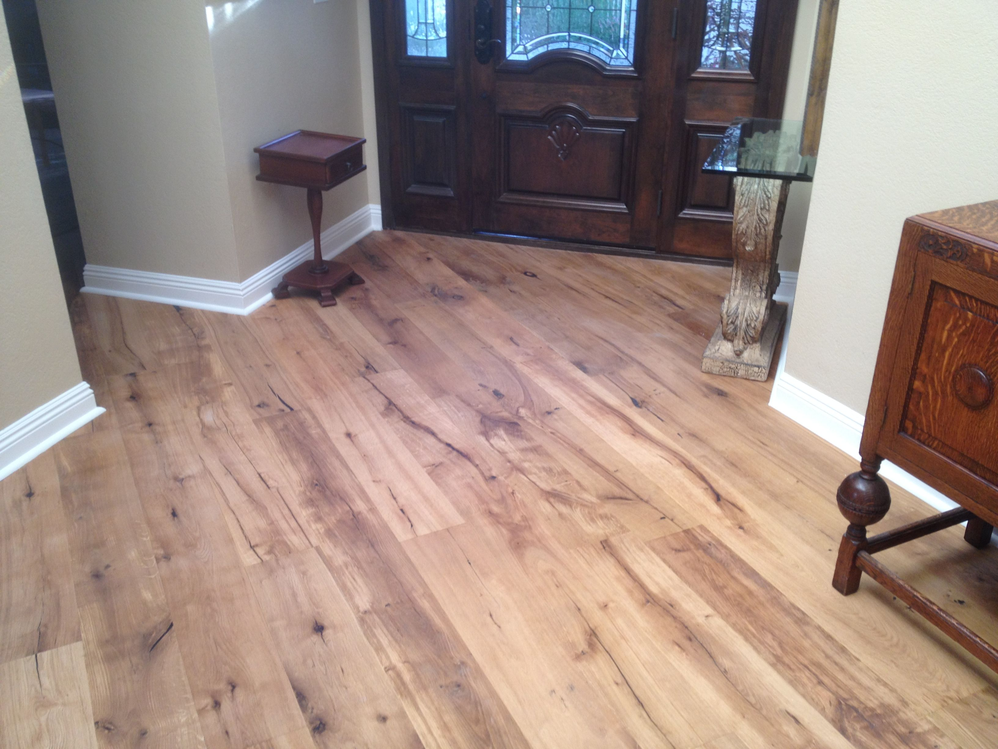 Tile That Looks Like Hardwood Floors | Like You Got A New Home With Carpet,