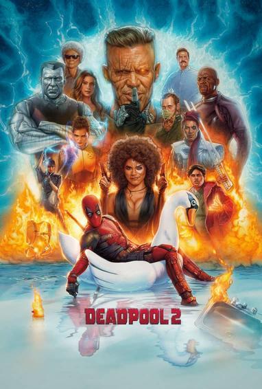 Marvel Movies Marvel Cinematic Universe Mcu Marvel Studios Films Marvel Movie Posters Deadpool 2 Poster Deadpool 2 Movie