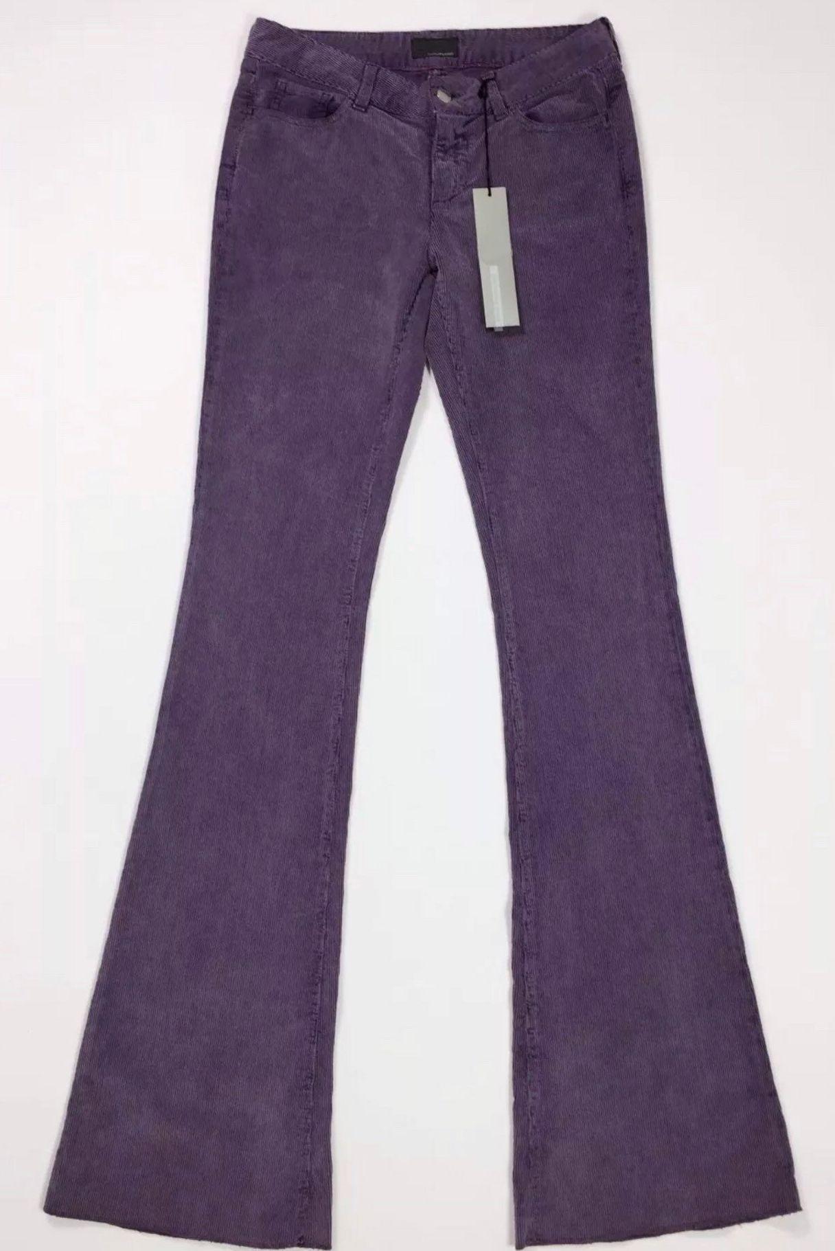 fdec9fe517282 Cool hunting people greta 775 jeans pantalone donna nuovo zampa velluto a  coste vintage retro luxury bootcut T4211  etsy  abbigliamento  donna ...
