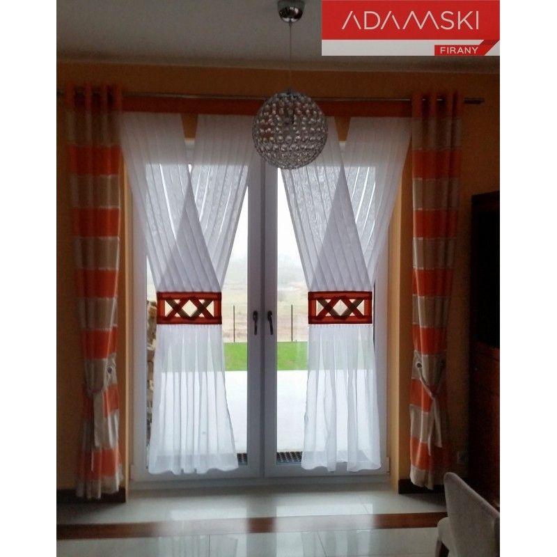 firana v ka 46 firany adamski okna pinterest gardinen vorh nge und deko. Black Bedroom Furniture Sets. Home Design Ideas