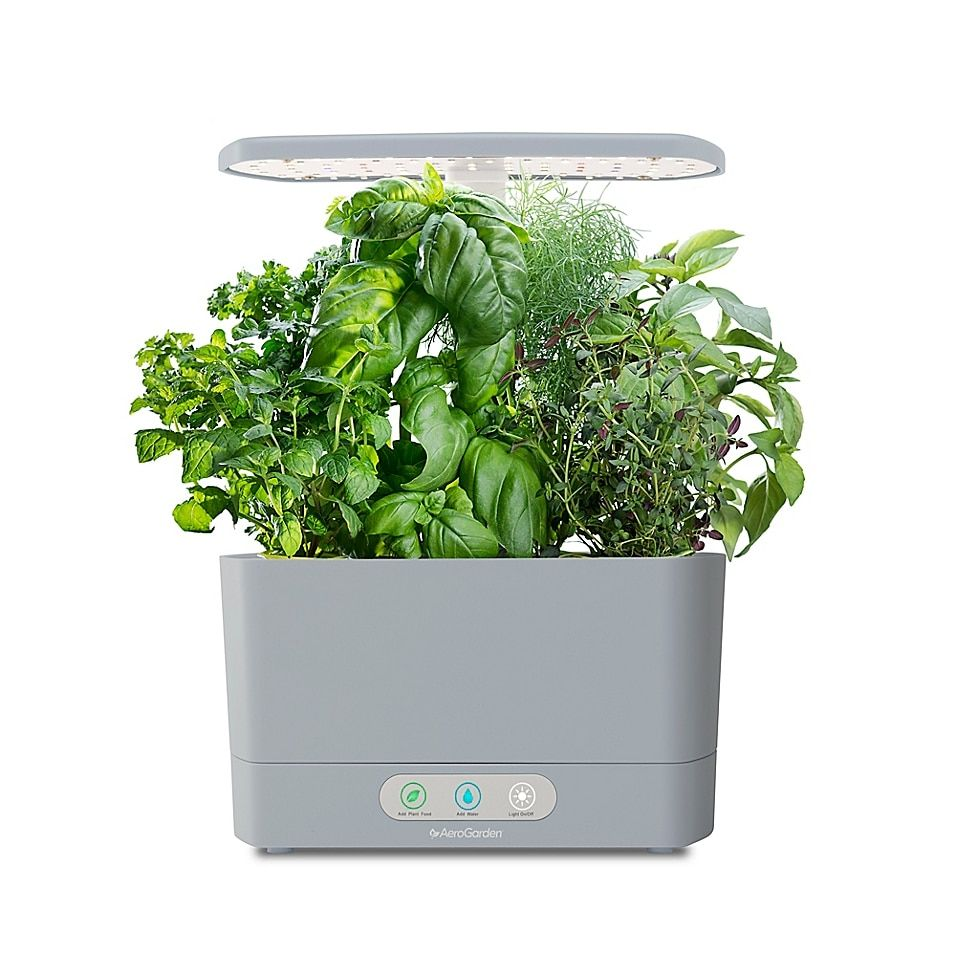 Aerogarden™ Harvest With Gourmet Herb Seed Pod Kit In Cool 400 x 300