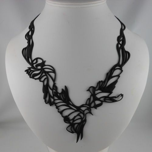 Batucada Bird Necklace
