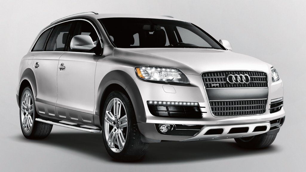 Audi Q SUV Quattro Price Specs Audi USA Cars - Audi q7 reviews