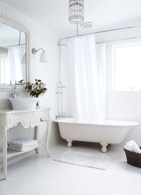 beautiful south: Country cottage style | salle de bain | Salle de ...