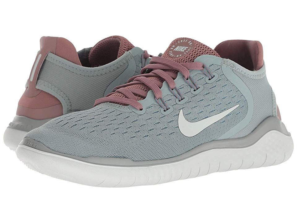 Nike Free Rn 2018 Women S Running Shoes Mica Green Light Silver Smokey Mauve Womens Running Shoes Nike Free Nike Free Rn