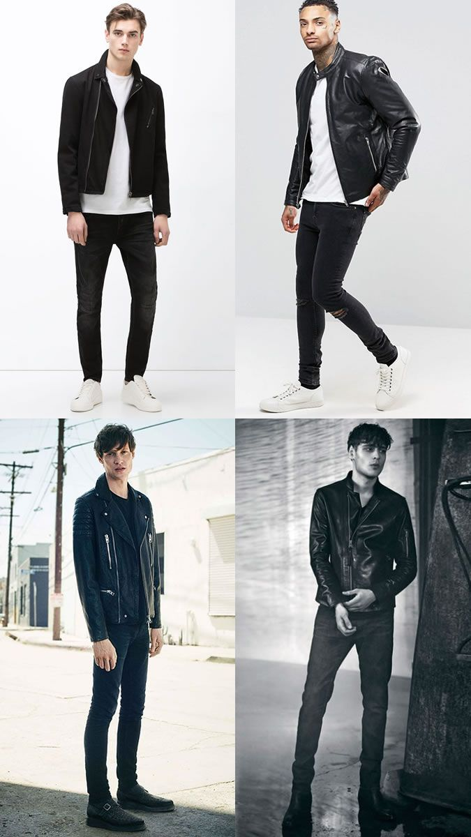 922784cbe758 What To Wear For A Night Out Gig Date - Men s Fashion Outfit Inspiration  Lookbook