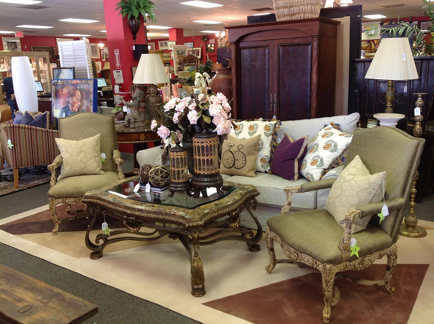 Beau Amazing Rare Furniture Consignment Gallery | Encore Interiors