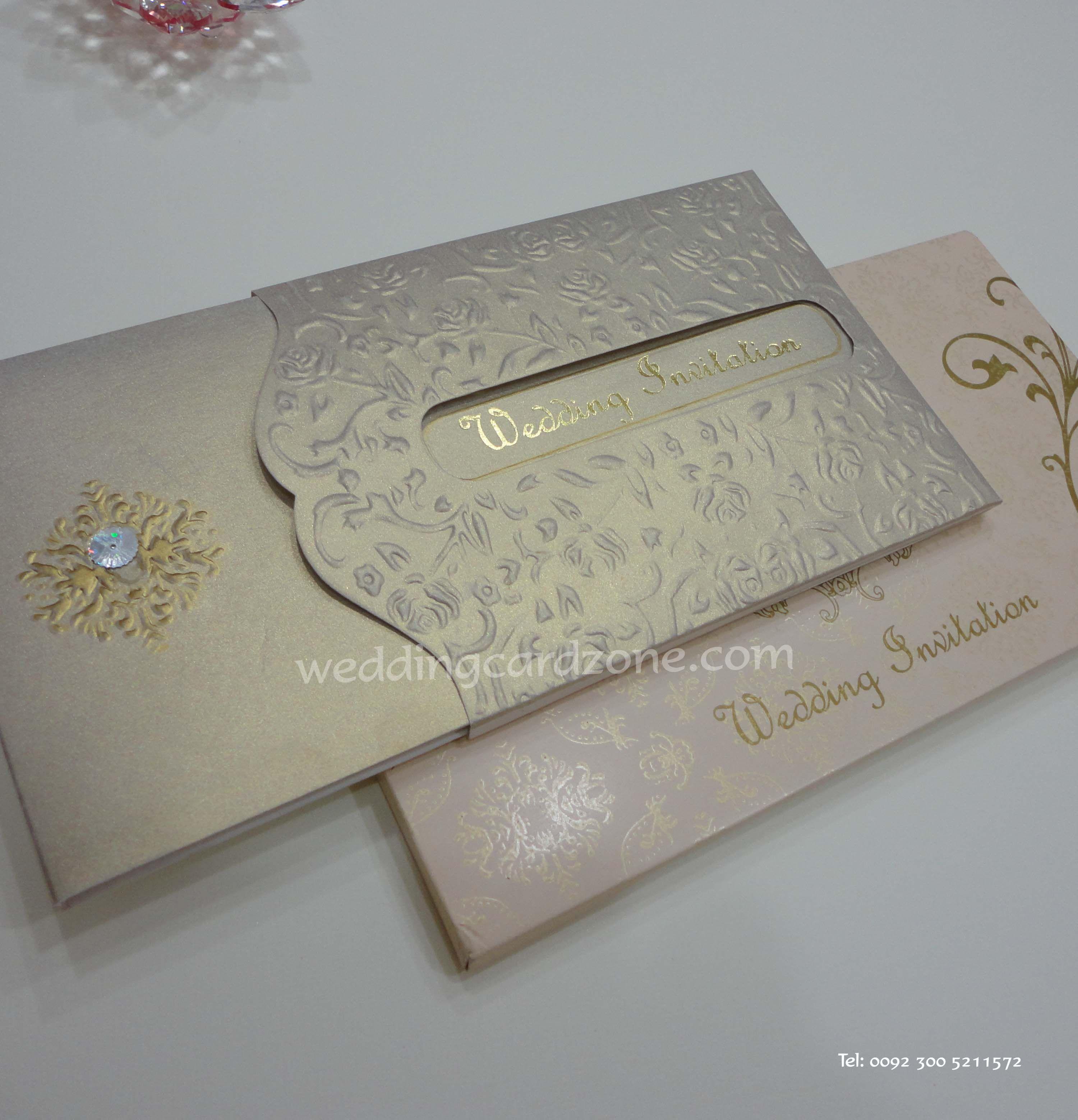 Pakistani wedding invitations