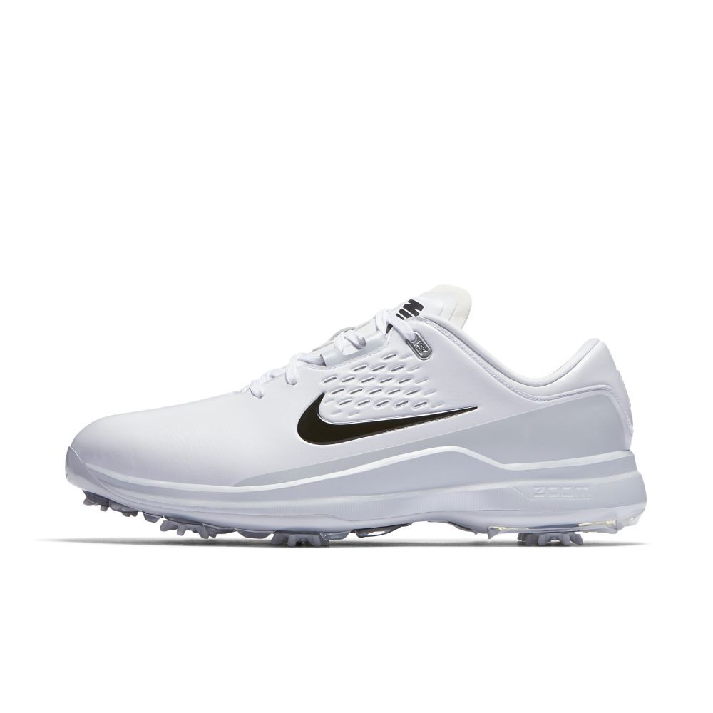 Nike Air Zoom TW71 (Wide) Men's Golf Shoe Size 10.5 (White)