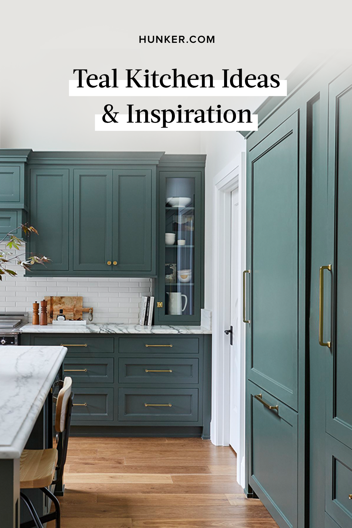 TBH, These Teal Kitchens Are Kind of Perfect | Teal ...
